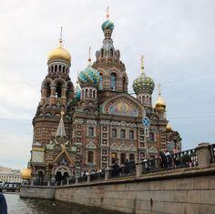 Church of the Savior on Blood Saint Petersburg Russia #russia #saintpetersburg #spb #spb #russian #russia#instapic #instapics #instatravel #travel #traveling #travelingtheworld #nofilter #nofilters #canon750d #canon