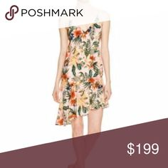 4d68198e9943 NWT Amanda Uprichard 100% Bloomingdales Silk Dress 💰SPRING CLEANING SALE💰 NWT  Amanda Uprichard Dress Perfect for your beach vacation or tropical getaway!