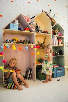 The Best of Kids Play Spaces