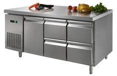 GNTC700 L1 D4 - Pracovný stôl s 1 dvierkami a 4 zásuvkami Buffet, Dresser, Cabinet, Storage, Furniture, Home Decor, Clothes Stand, Purse Storage, Powder Room