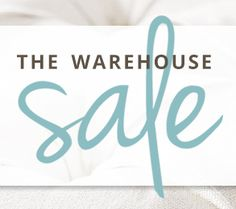 Up to 70% OFF all Warehouse Sale items.
