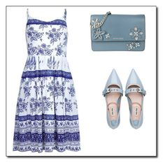 """""""Untitled #3"""" by ruza66-c ❤ liked on Polyvore featuring Miu Miu and MICHAEL Michael Kors"""