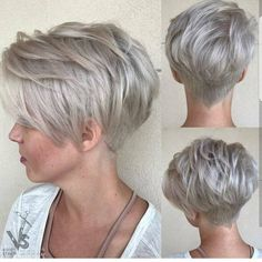 The long pixie cut is a great way to take your short hair to the next level. Its variants suit different face shapes, hair types, and personalities. Check out the best long pixie haircut ideas in pictures to get inspired! Edgy Pixie Cuts, Best Pixie Cuts, Long Pixie Cuts, Short Hair Cuts For Women, Short Hair Styles, Asymmetrical Pixie, Pixie Bob, Short Choppy Haircuts, Long Pixie Hairstyles