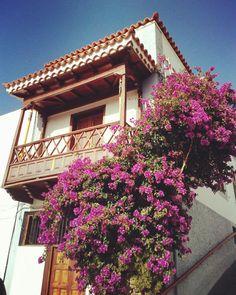 Tejeda, pueblo de Gran Canaria