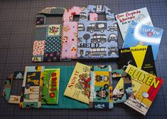 Craftster means - TUTORIALS - Pixi book bag for kids - PURSES, BAGS, WALLETS