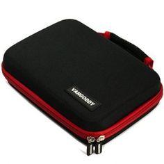 VG Harlin Edition Semi Hard Cube Carrying Case for Samsung Galaxy Tab 3 7.0