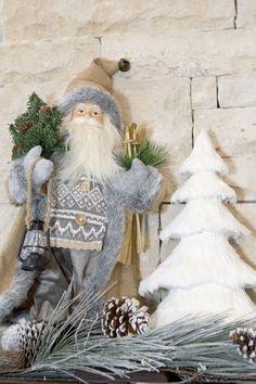 Rustic Christmas Santa