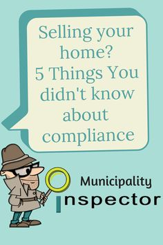Selling a home? 5 Things You Didn't Know About Compliance. #HomeSelling  #Chicago Realtor. http//www.seesonia.com