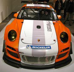Porsche 911 GT3R Hybrid  Race Car Prototype