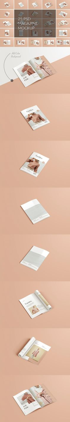 A4 / A5 Magazine / Brochure Mockup #mockup #brochures #templates #realisticmockup #a5 #template #notebooks #background #fashionmagazine #fly #magazinemockupspread #displayproduct #TemplateDesign #smartobject #fashionbrochure #MockupTemplates #naturemagazine #presentation #reusablebag Brochure Mockup, Mockup Templates, A5, Berlin, Magazine, School, Water, Gripe Water, Magazines