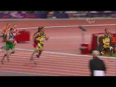 Athletics - Men's 200m - T44 Final - Oscar Pistorius - London 2012 Paralympic Games