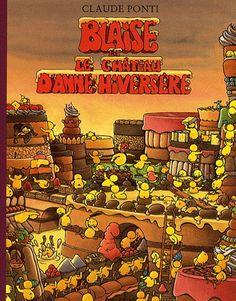 Blaise et le château d'Anne Hiversère - CLAUDE PONTI