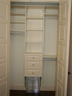 Small Closet Design small closets tips and tricks | small closets, bedrooms and