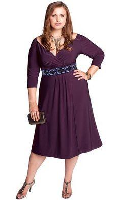 IGIGI by Yuliya Raquel Plus Size Loren Dress in Plum IGIGI by Yuliya Raquel, http://www.amazon.com/dp/B007ILUG9E/ref=cm_sw_r_pi_dp_MuAQqb0XT5BFN