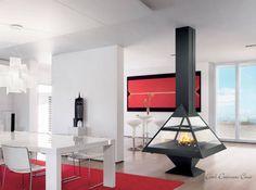 Formas dinámicas para espacios modernos. Descubrí más en homify Argentina.  www.homify.com.ar
