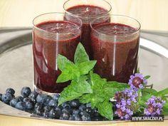 Słodki arbuzowo-jagodowy koktajl na upalny sierpniowy dzionek :)  http://www.smaczny.pl/przepis,koktajl_arbuzowo_jagodowy  #przepisy #napoje #koktajl #owocowykoktajl #koktajlzarbuza #koktajlzjagód #arbuz #jagody #lato