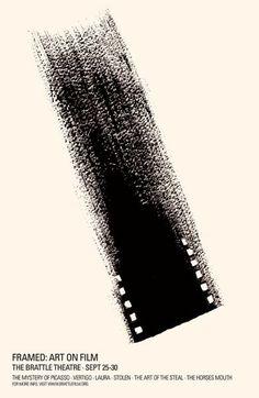 Framed: Art On Film by Brandon Schaefer