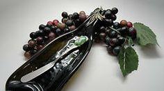 Wine Bottle Serving Tray 0062