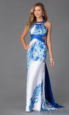 View Dress Detail: MO-11993