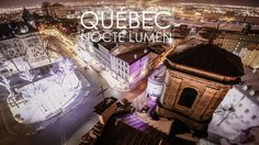 Québec | NOCTE LUMEN | Hyperlapse