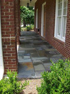bluestone walkway brick entrance  luxury landscaping ideas luxury landscaping ideas #luxury #landscaping #ideas