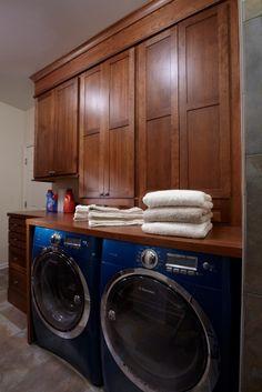 Sweet Peas Design Laundry Room