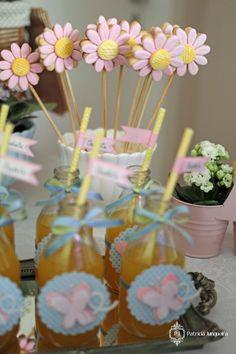 Festa de Aniversário de Borboleta com decoração de Patricia Junqueira. www.patriciajunqueira.com.br