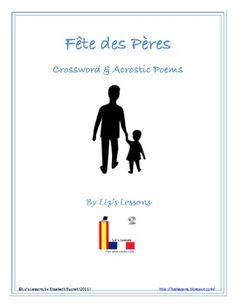 FREE! Celebrate Father's Day in you French class!