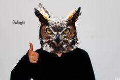 Not owlright. // by Klaudia Meca