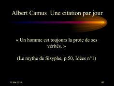 Albert Camus (1913-1960) n° 187