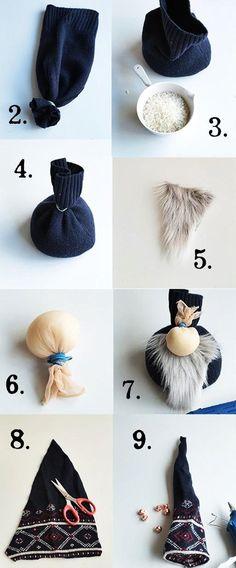 MENTŐÖTLET - kreáció, újrahasznosítás: Manó Gnomes, Crochet, Amigurumi, Chrochet, Crocheting, Knits, Hand Crochet