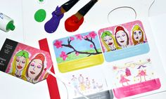 Transform your child's precious art in to Macaroon stationery. Personalise your stickers as well as your gift tags with wonderful works of art! www.macaroon.co