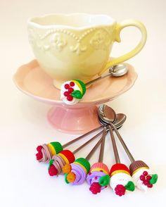 Продам: Чайные ложечки со сладостями. Подробности в приложении Youla для твоего смартфона.