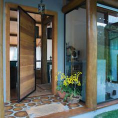 Casa na montanha. Loft, Oversized Mirror, Spa, Country, House, Furniture, Home Decor, Main Door, Wooden Fence