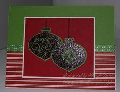 Good Cherry Gumball Ornaments