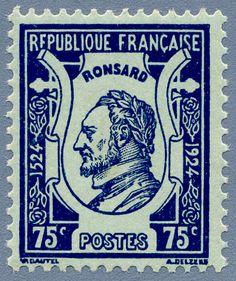 Pierre de Ronsard | Poète et humaniste, né au Château de la Possonnière à Couture-sur-Loire (Loir et Cher) en septembre 1524, mort le 27 décembre 1585 au prieuré de Saint-Cosme (Indre-et-Loire). Sa famille était implantée à La Chapelle Gaugain (Sarthe), il a vécu au Mans où il fut chanoine.