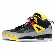 hot sales 0af6a e038f The Jordan Spiz ike Mens Shoe is inspired by a legendary lineup including  the Jordan III IV V and VI Elephant print trim grid mesh panels dual Nike  Air ...