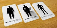 clever business cards - Google Search