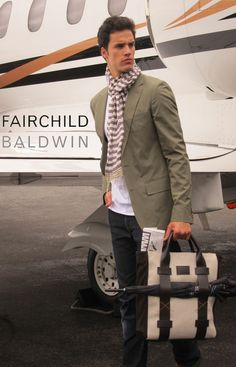 The Marcella grande from Fairchild baldwin! Perfect traveling bag!