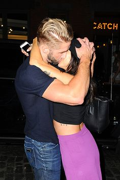 'The Bachelorette' star Kaitlyn Bristowe and fiance Shawn Booth just can't keep their hands off each other!