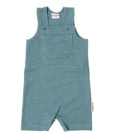 Baba Babywear super blue retro summer overall. baba-babywear.en.emilea.be