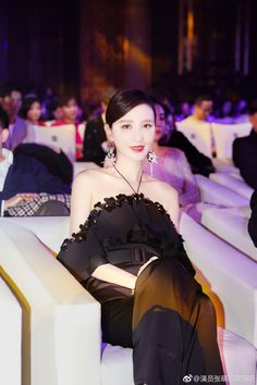 张萌 (Alina Zhang) Raily Beauty Awards Thailand
