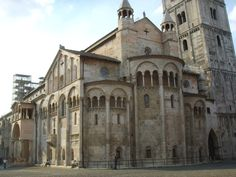 duomo di parma - Cerca con Google Romanesque, South America, Barcelona Cathedral, Medieval, Places To Go, Louvre, Italy, Parma, Vacation