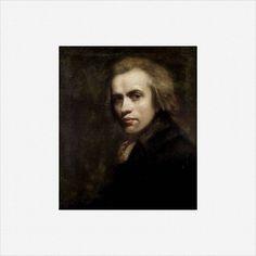 John Opie · Autoritratto · 1794 · Dulwich Picture Gallery · London