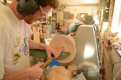 #Handarbeit in den #Alpen durchgeführt von erfahrenen #Handwerkern, die ihre #Arbeit mit #Holz lieben!