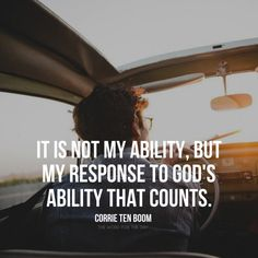 The Word For The Day Quotes,bible quotes, Corrie ten Boom, quotes, christian quotes, motivation, cars, inspiration
