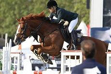 Valkenswaard 2014 Gallery - LONGINES GLOBAL CHAMPIONS TOUR - Edwina Tops-Alexander and Old Chap Tame