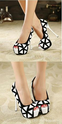 The shoes is sexy、 beautiful and fashionable.Most noteworthy is that it is only $52.49