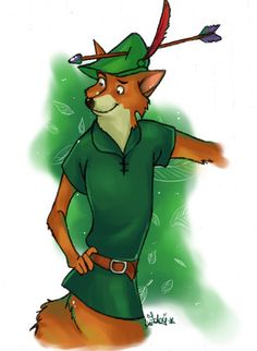 Robin Hood...why are all the men I love slim and a little bit foxy ;)