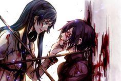 Blood Plus  Saya & Diva